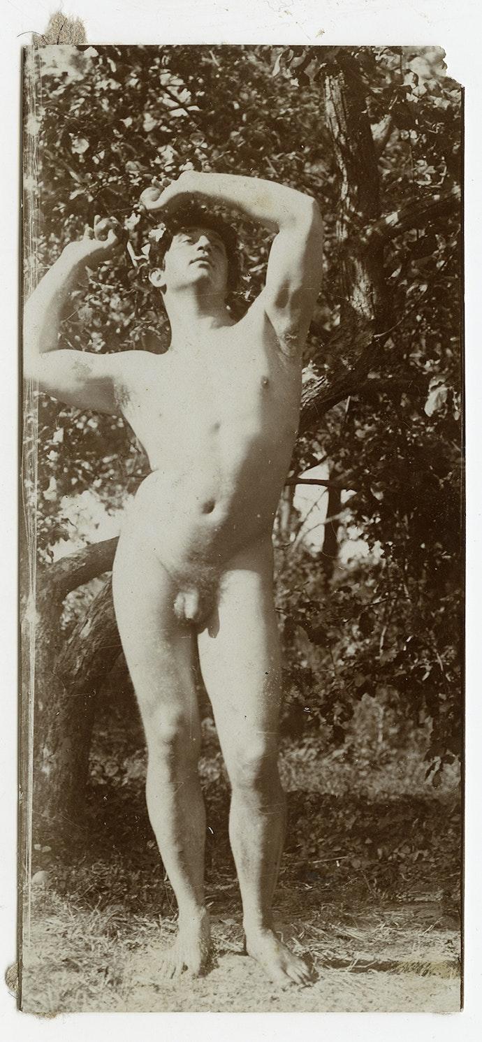 Иван Мясоедов. Усадьба в с. Павленки. 1900-1910-е. Архив НХМУ