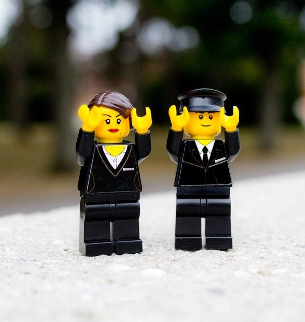 LEGO-Minifiguren
