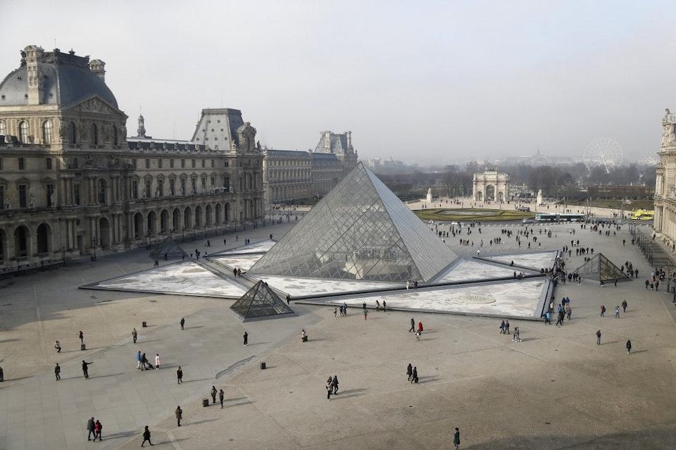 FILES-FRANCE-US-CHINA-ARCHITECTURE-PEI