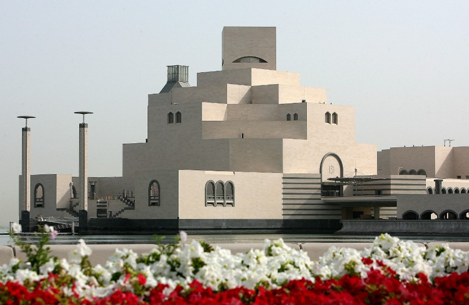 FILES-QATAR-US-CHINA-ARCHITECTURE-PEI