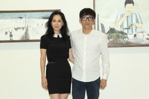 Carina Lau unveils her art film, Always I Trust, in Hong Kong