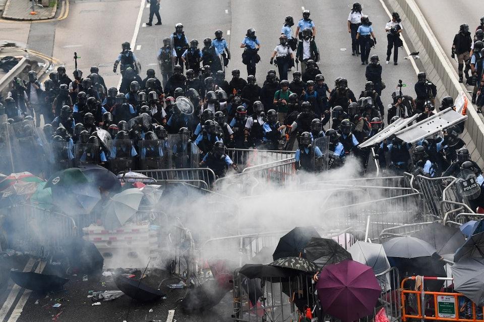 FILES-US-HONG KONG-CHINA-POLITICS-PROTEST-CONGRESS