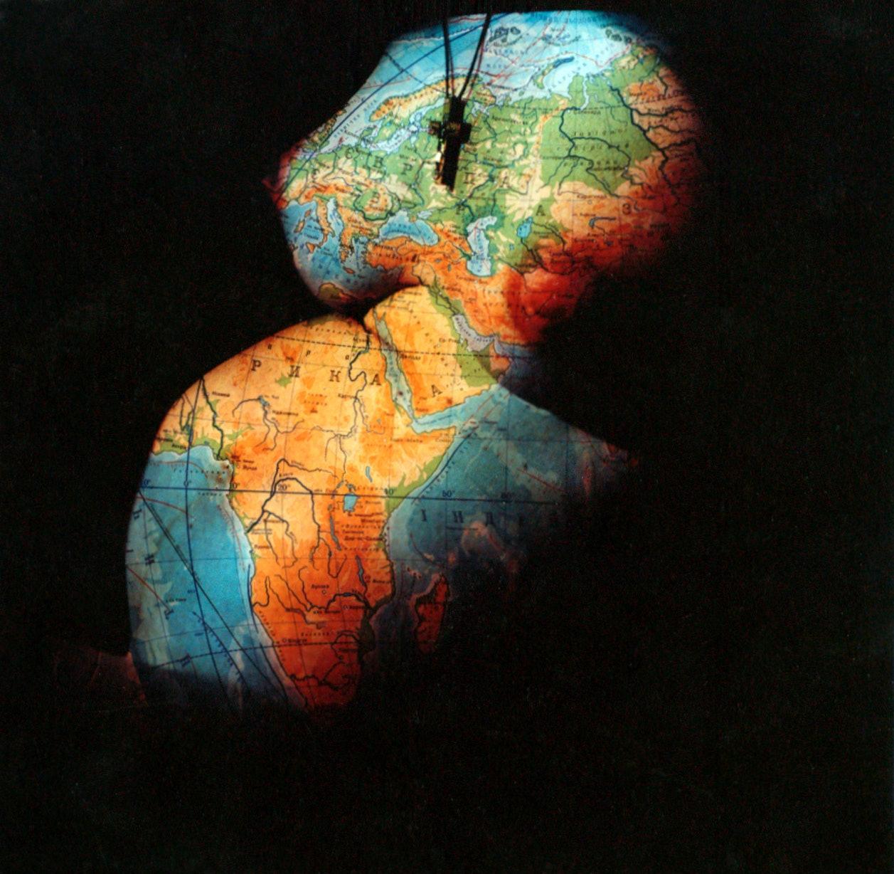 Африка_из серии Motherland_2000