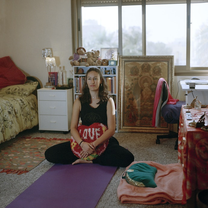 Phoebe Salem,39,Single,B.Architecture, Urban Planner and Yoga Teacher ( 2018)