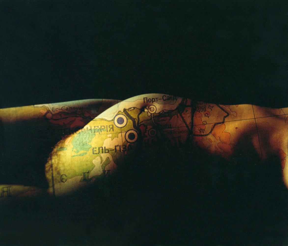 Египет_из серии Motherland_2000