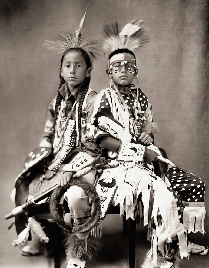 Northern Plains Native Americans