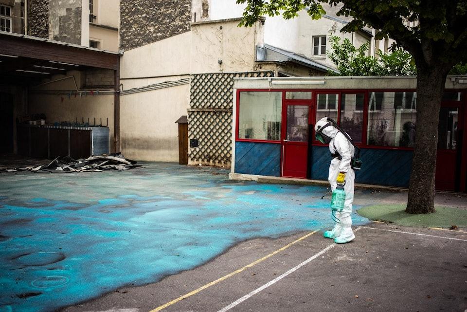 FRANCE-POLLUTION-ENVIRONMENT-NOTRE DAME-POLITICS