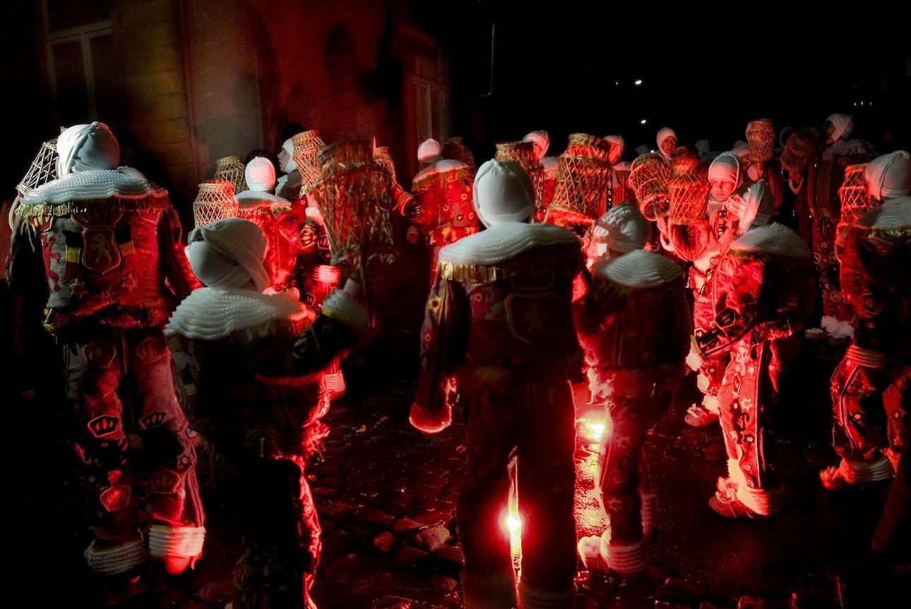 Carnival of Binche