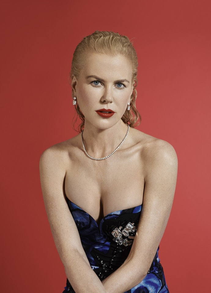 Nicole Kidman, photographed by Collier Schorr for the May 2019 cover of Vanity Fair © Collier Schorr, courtesy of Artist Commissions