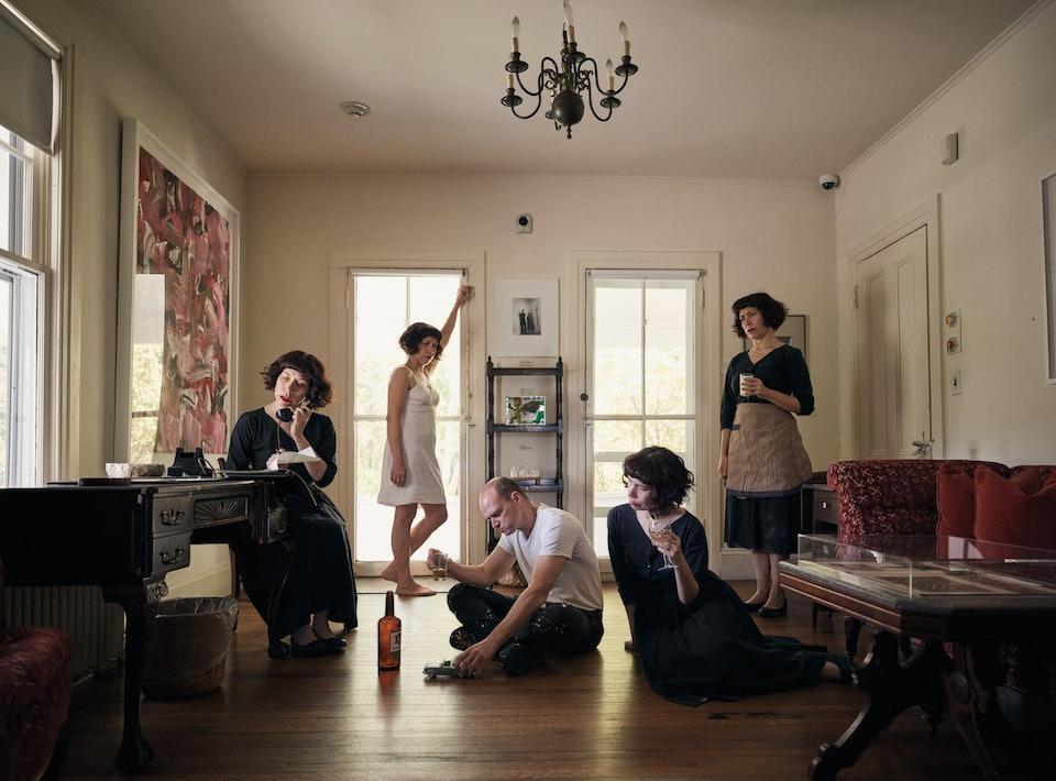 Pollock-Krasner Home5-min