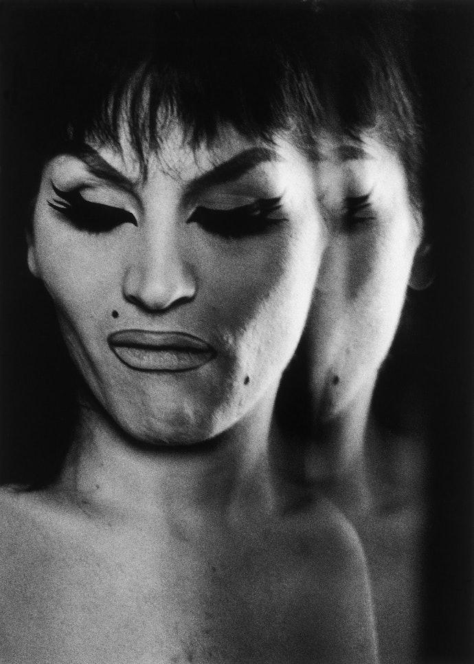Soraya La Grecque, BVS 0144 Les Amies de Place Blanche Hotel Pierrots 1966