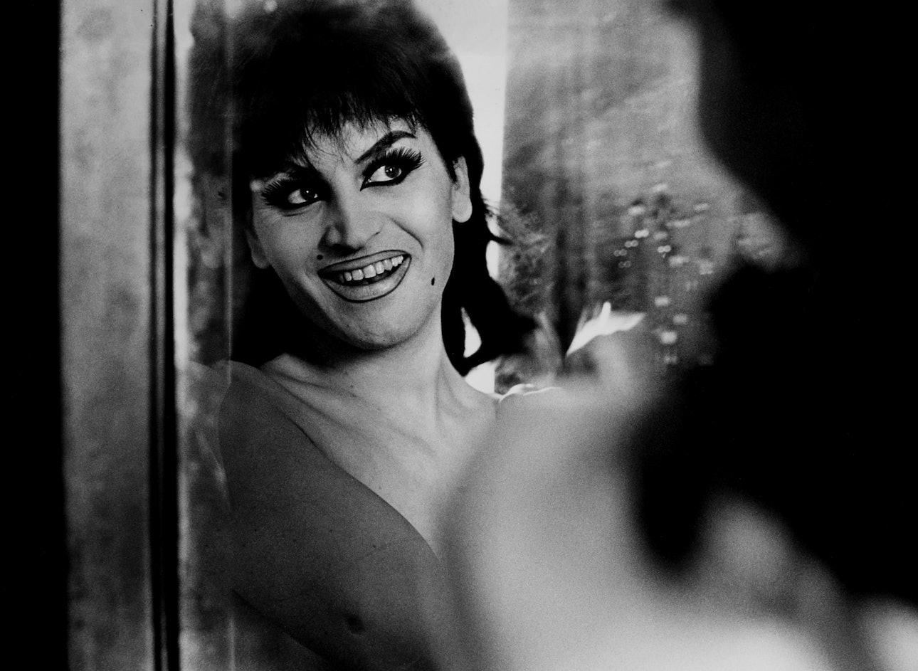 Title- Soraya, BVS 0794 Les Amies de Place Blanche Hotel Pierrots 1966