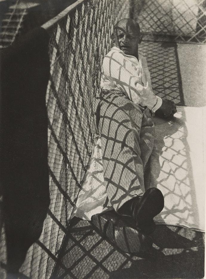 Oskar Schlemmer, Ascona, 1926