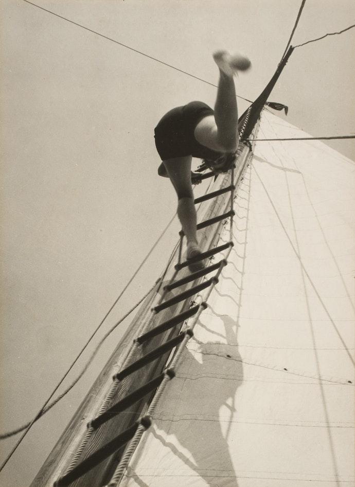 Sailing (Hilde Horn), 1928