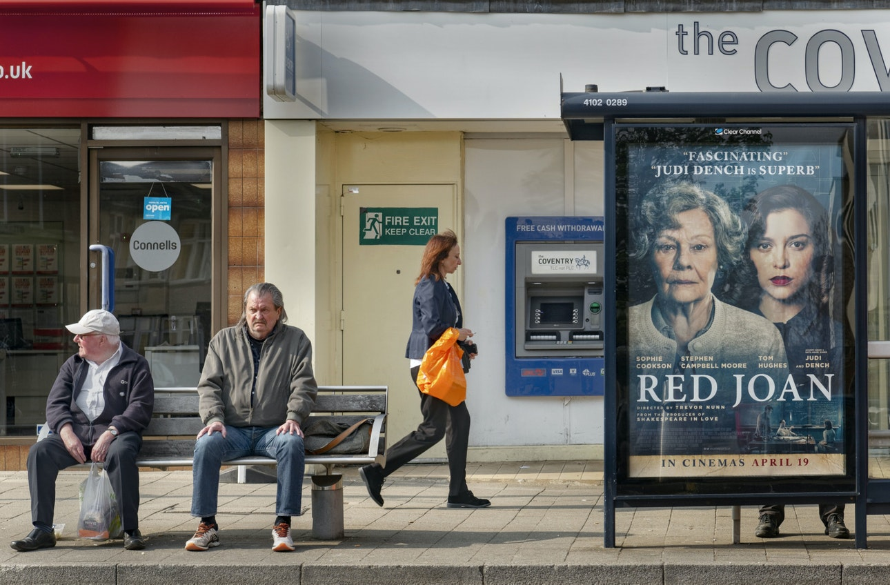 waiting, oxford, 2019, Great Britain