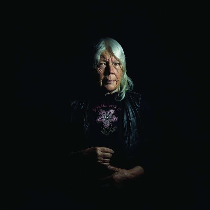 Tamara Tarasova  homeless