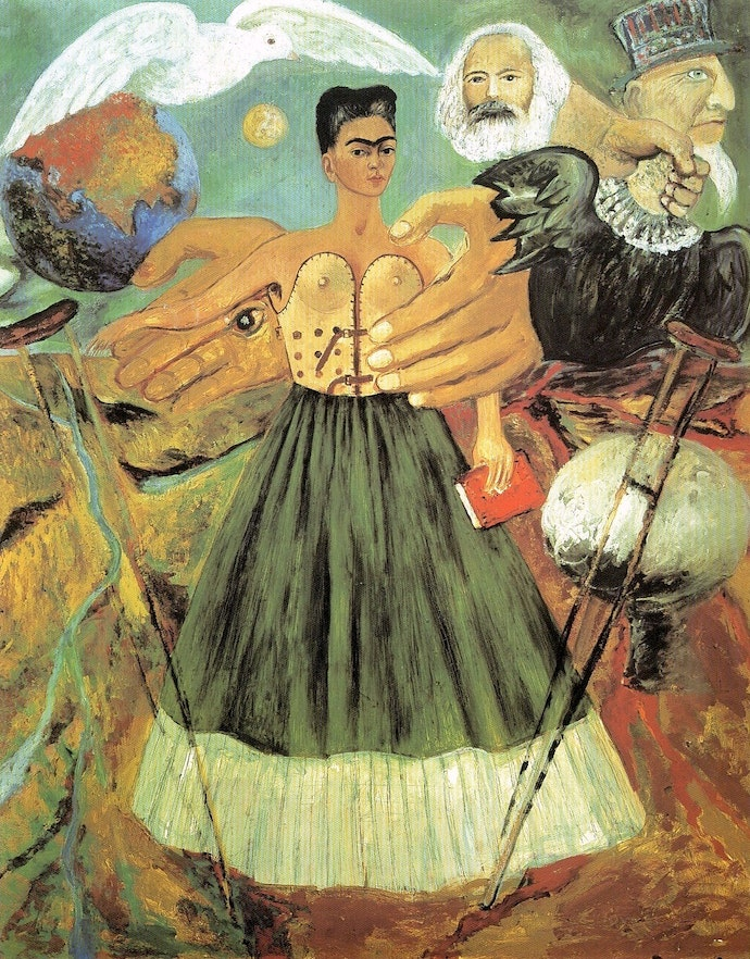 marxism-will-give-health-to-the-sick-frida-kahlo