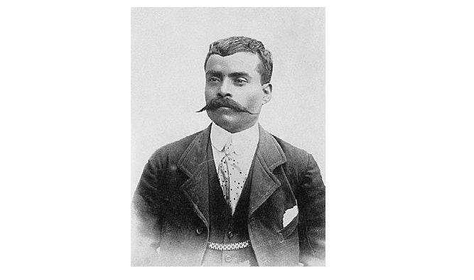 274px-Emiliano_Zapata,_1914