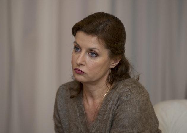Марина Порошенко подала в отставку с поста главы культурного фонда, фото-1