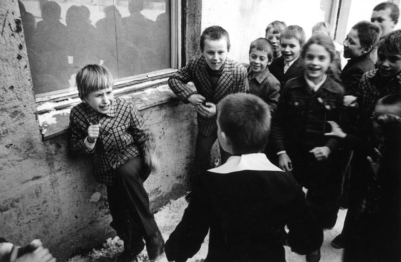 2Виргилиус Шонта. Серия Школа - мой дом. 1980-1983. Предоставлено семьей (2)