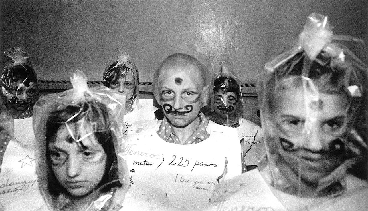 4Виргилиус Шонта. Серия Школа - мой дом. 1980-1983. Предоставлено семьей (4)
