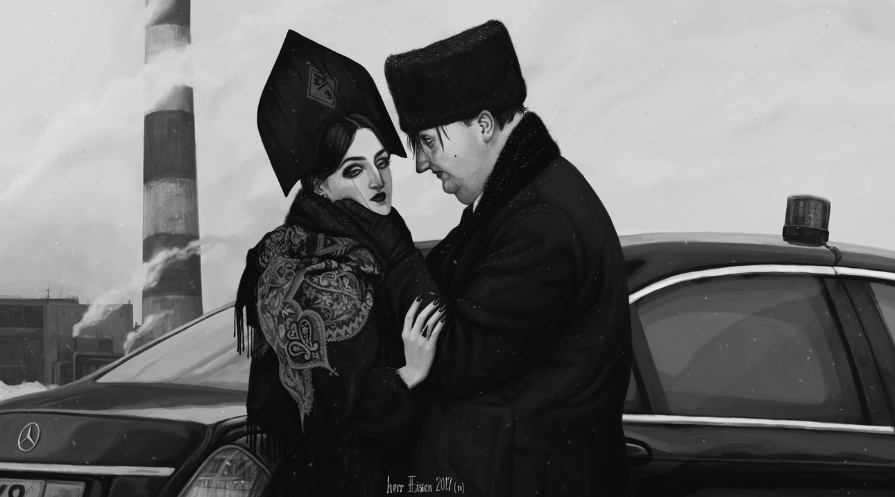 CLXVIII. Свидание. Господин Октан и госпожа Нефть. 09.02.2017