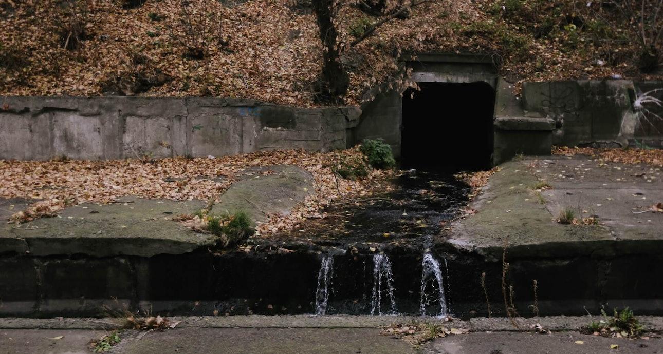 реки в бетоне