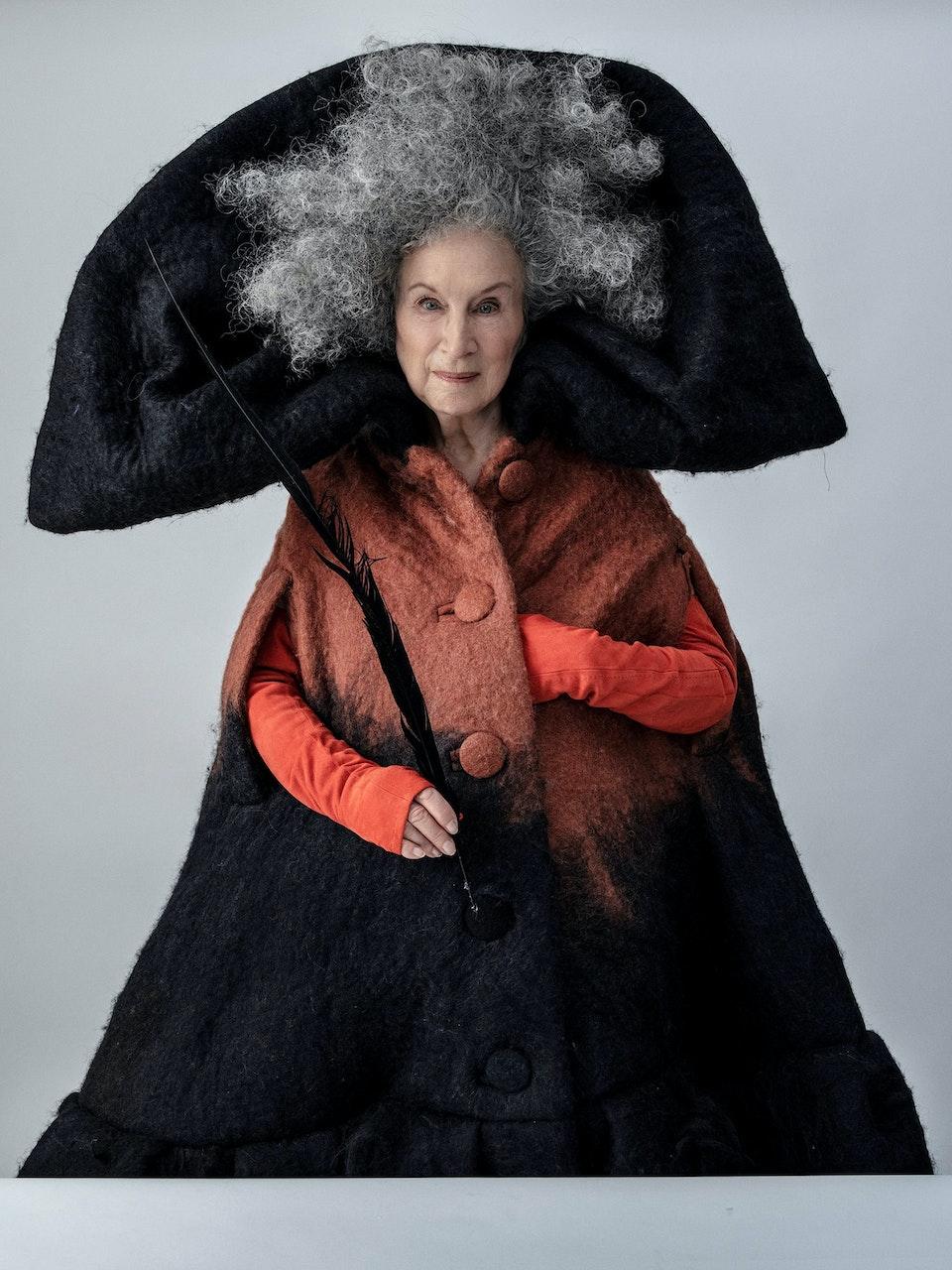Margaret Atwood, Sunday Times, London, 2019 © Tim Walker Studio, Courtesy Michael Hoppen Gallery