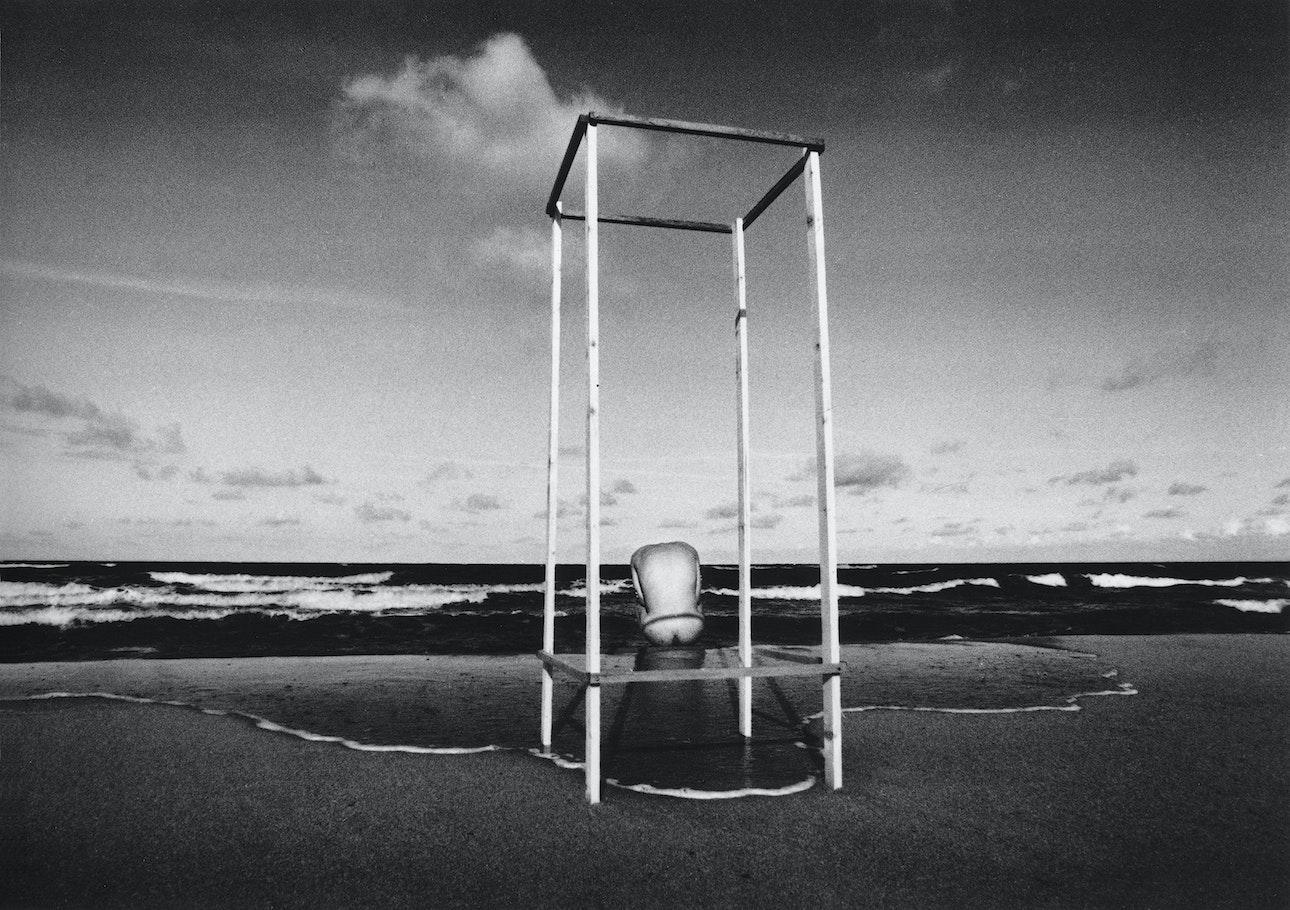 Виргилиус Шонта. Возле моря, II. 1991. Предоставлено семьей фотографа и Р. Пожерскисом