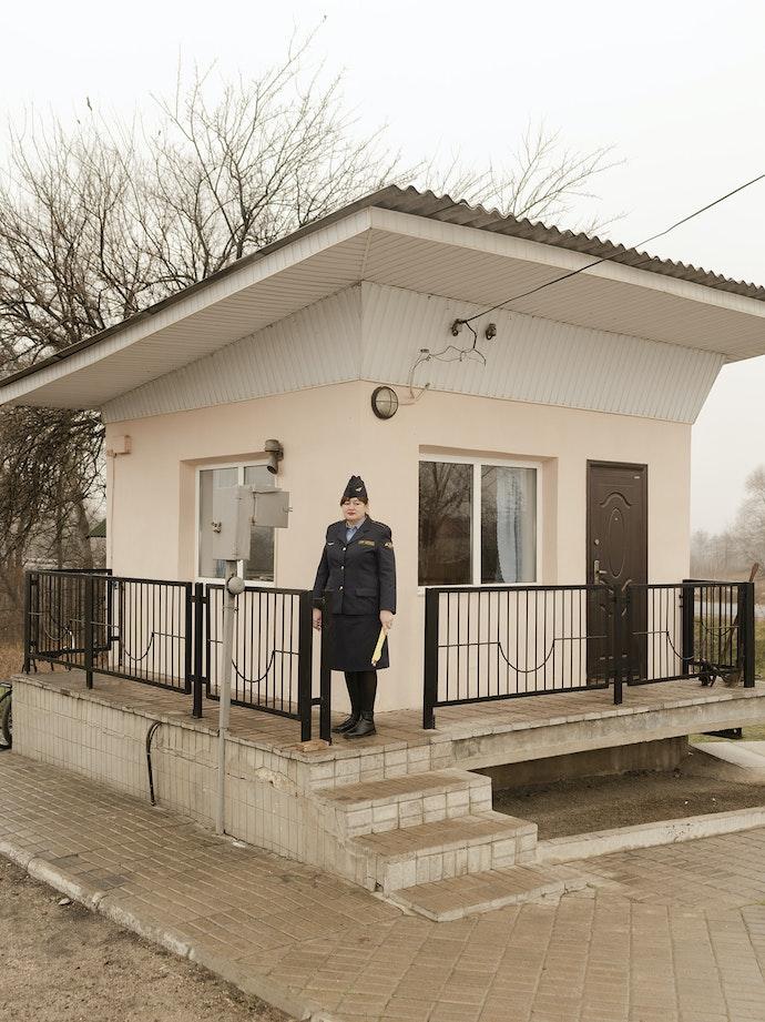 Ukrainian Railroad Ladies-10
