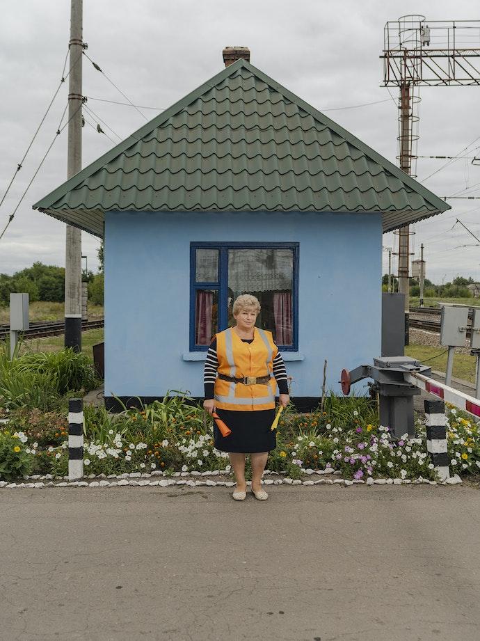 Ukrainian Railroad Ladies-7