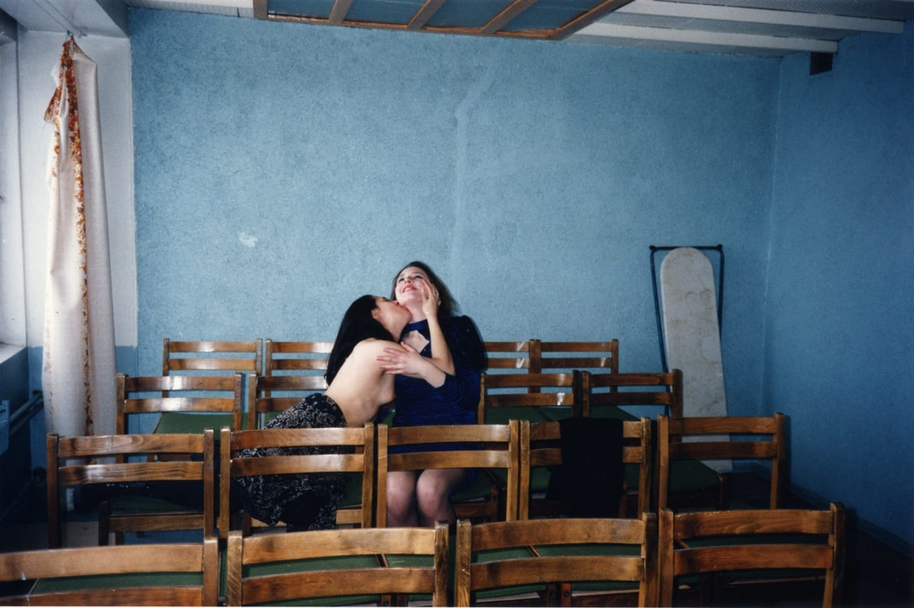 A HUNDRED SUMMERS, A HUNDRED WINTERS- MOSCOW LENA + MARIA, 1991-1993