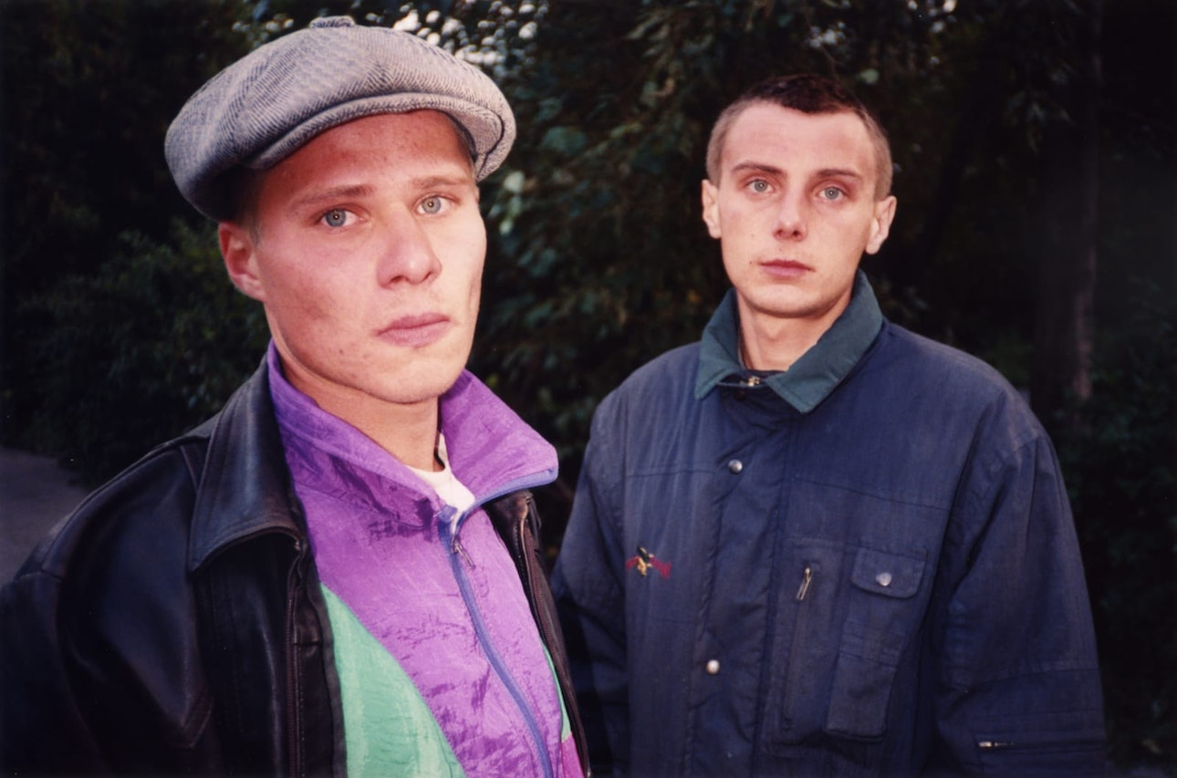 A HUNDRED SUMMERS, A HUNDRED WINTERS- NOVOK TWO BOYS, 1991-1993