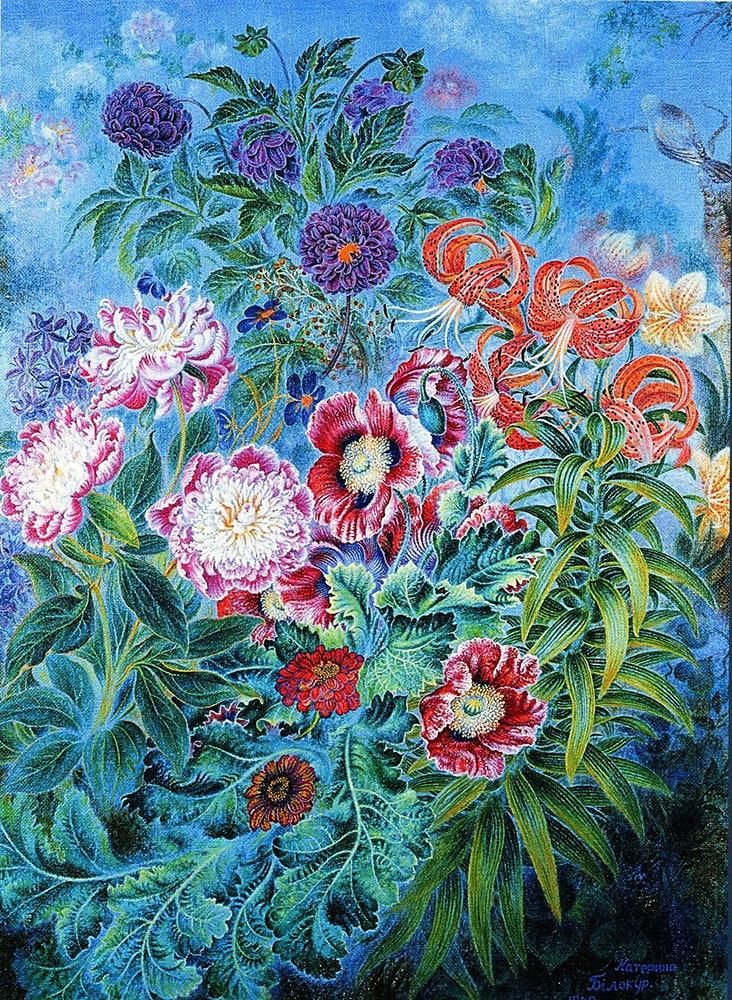 Букет цветов. 1959