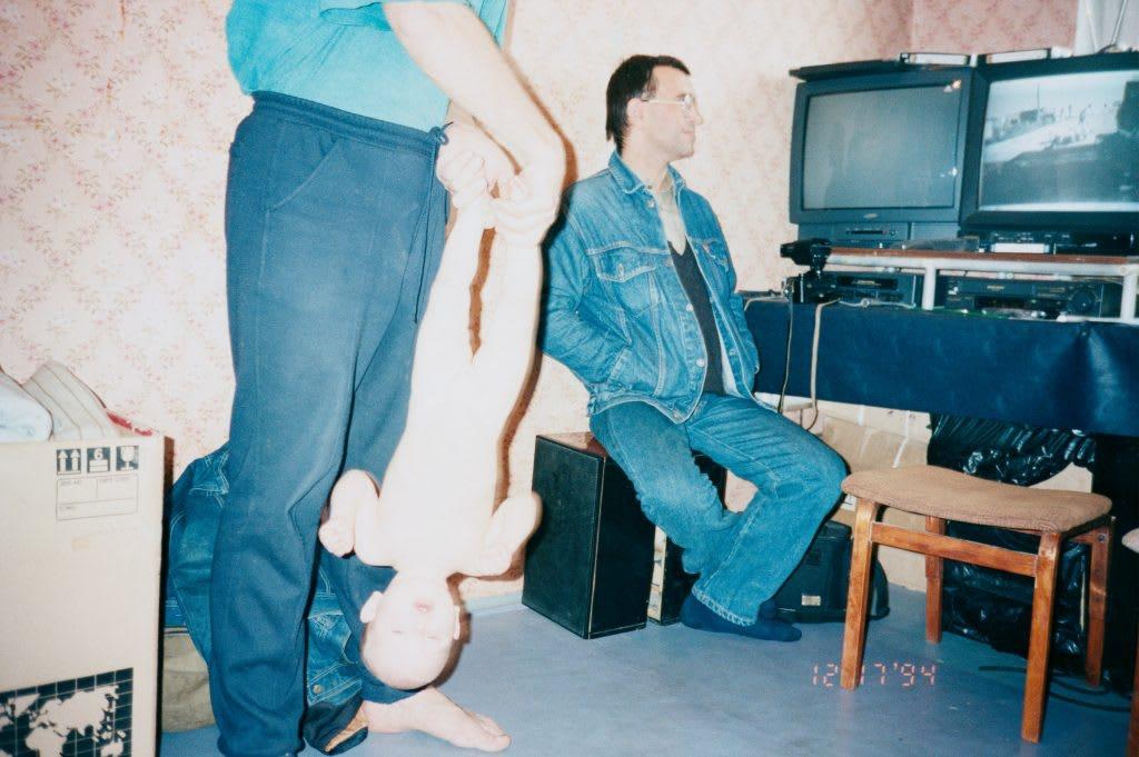 LET'S SIT DOWN BEFORE WE GO, 1992- 2011 (c) Bertien Van Manen, Hero Gallery