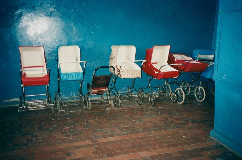 LET'S SIT DOWN BEFORE WE GO, 1992- 2011 (c) Bertien Van Manen, Hero Gallery2
