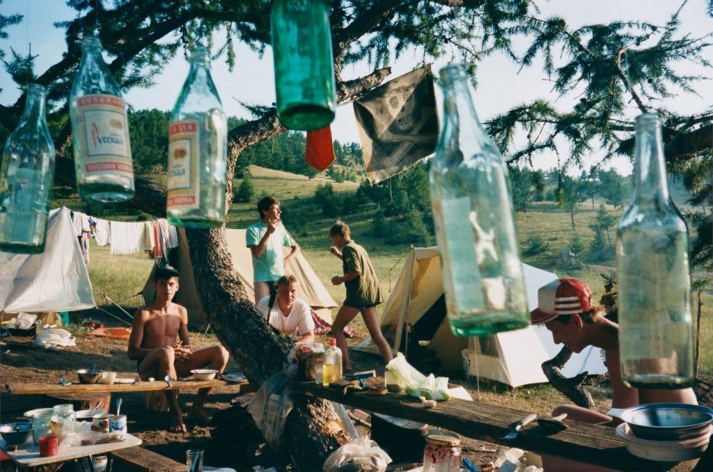 LET'S SIT DOWN BEFORE WE GO, 1992- 2011 (c) Bertien Van Manen, Hero Gallery6