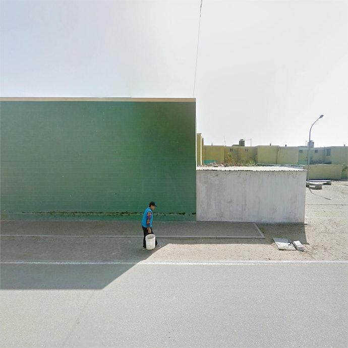 Green Wall_Peru_agoraphobia
