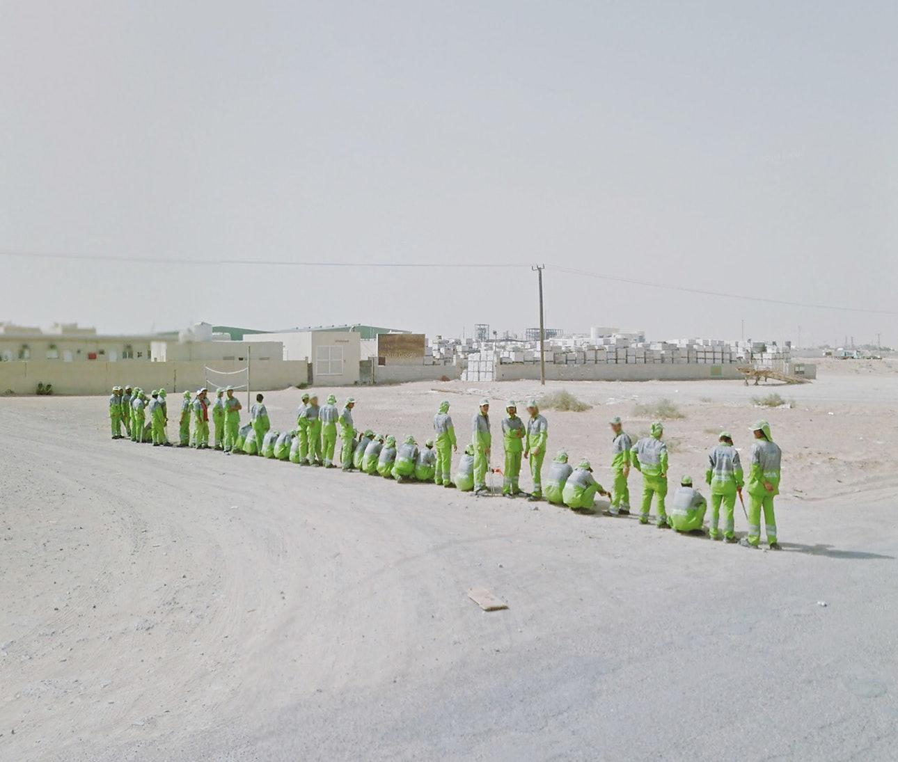 Greenmen_UAE_agoraphobia