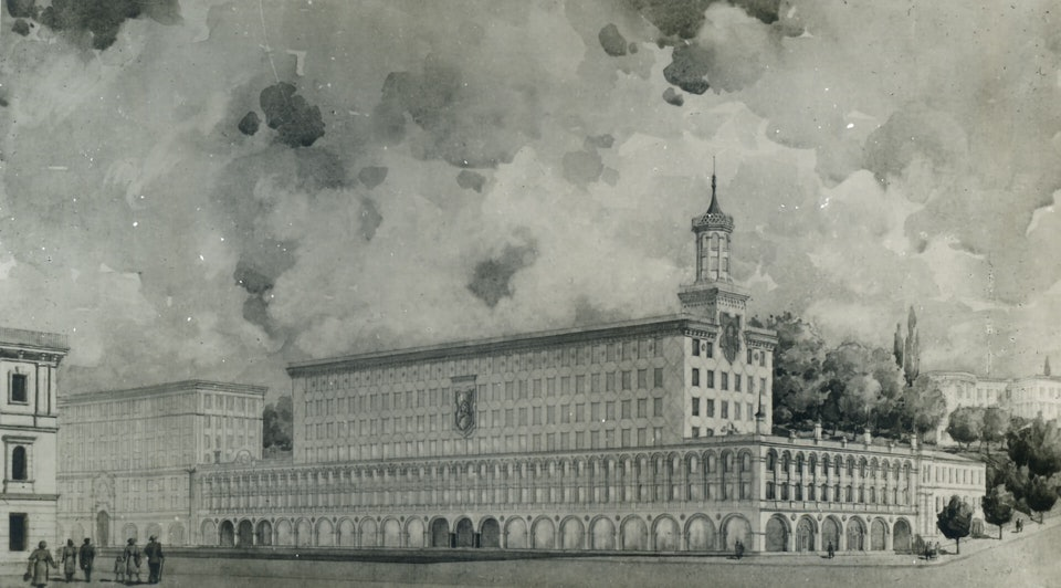 22. 1953 Укоопспилка (ЦГАМЛИ)_architecture_shirochin