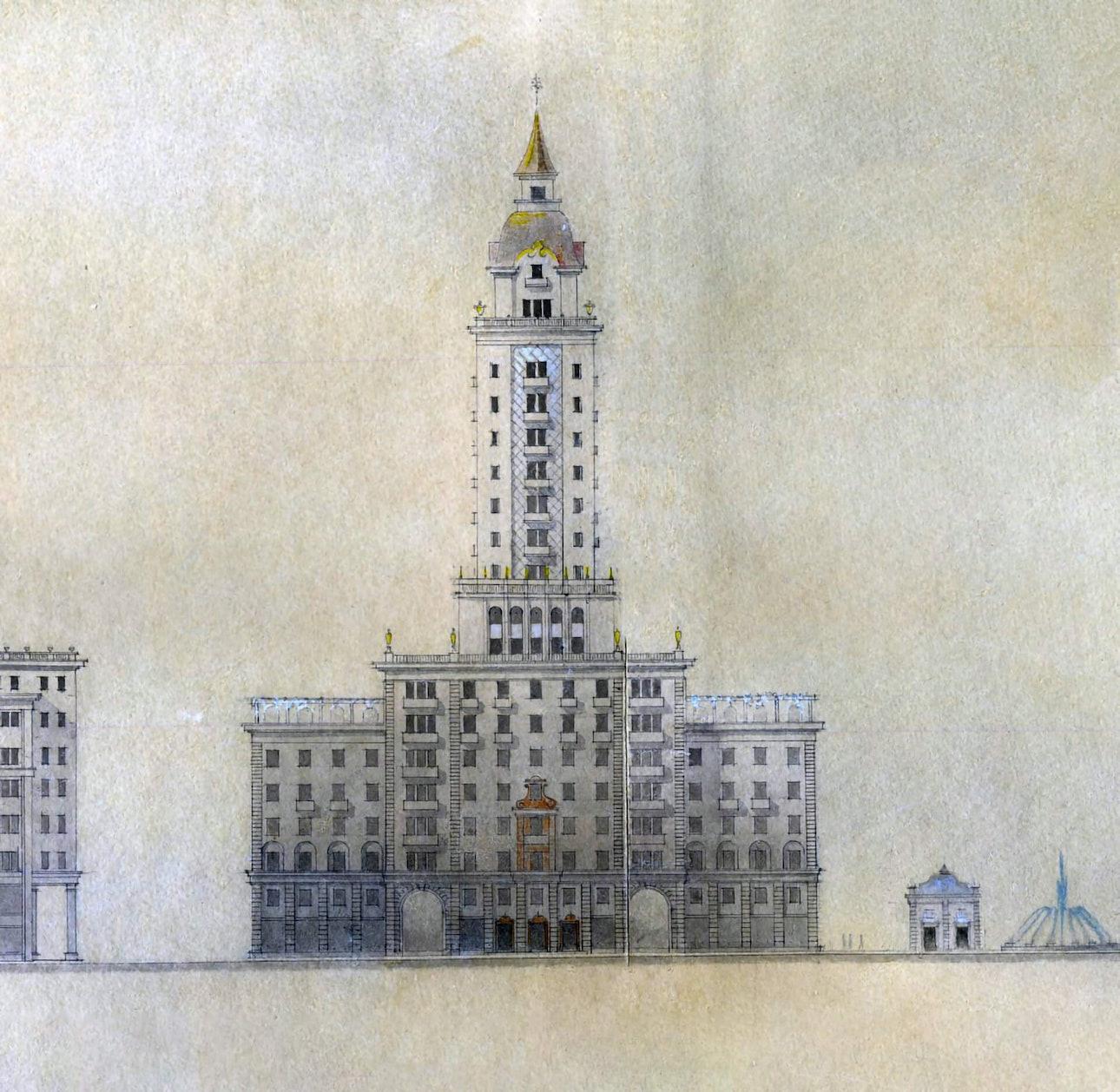 architecture_new_1944 Алёшин гостиница (София Киевская)