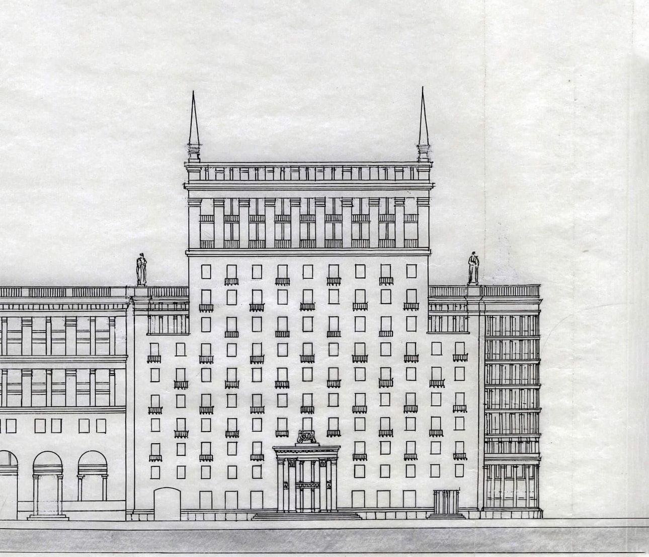 new_1954-11-10 Гостиница Днепр. ЦДНТА, 1-45-0329-2 - Copy_architecture_shirochin (1)