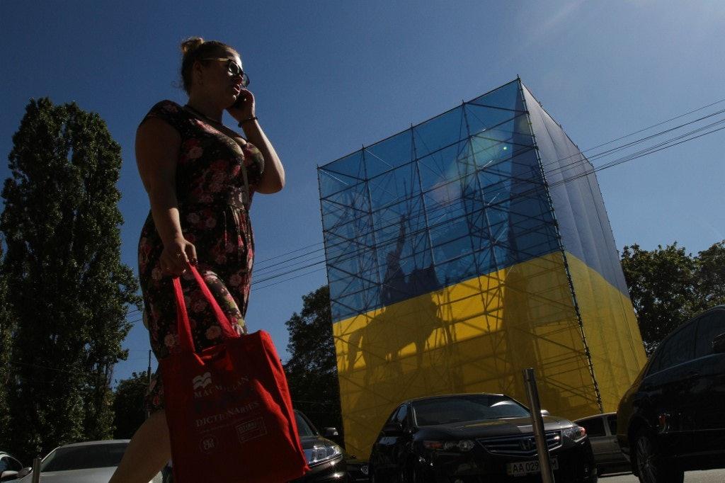 'Decommunization' in Ukraine