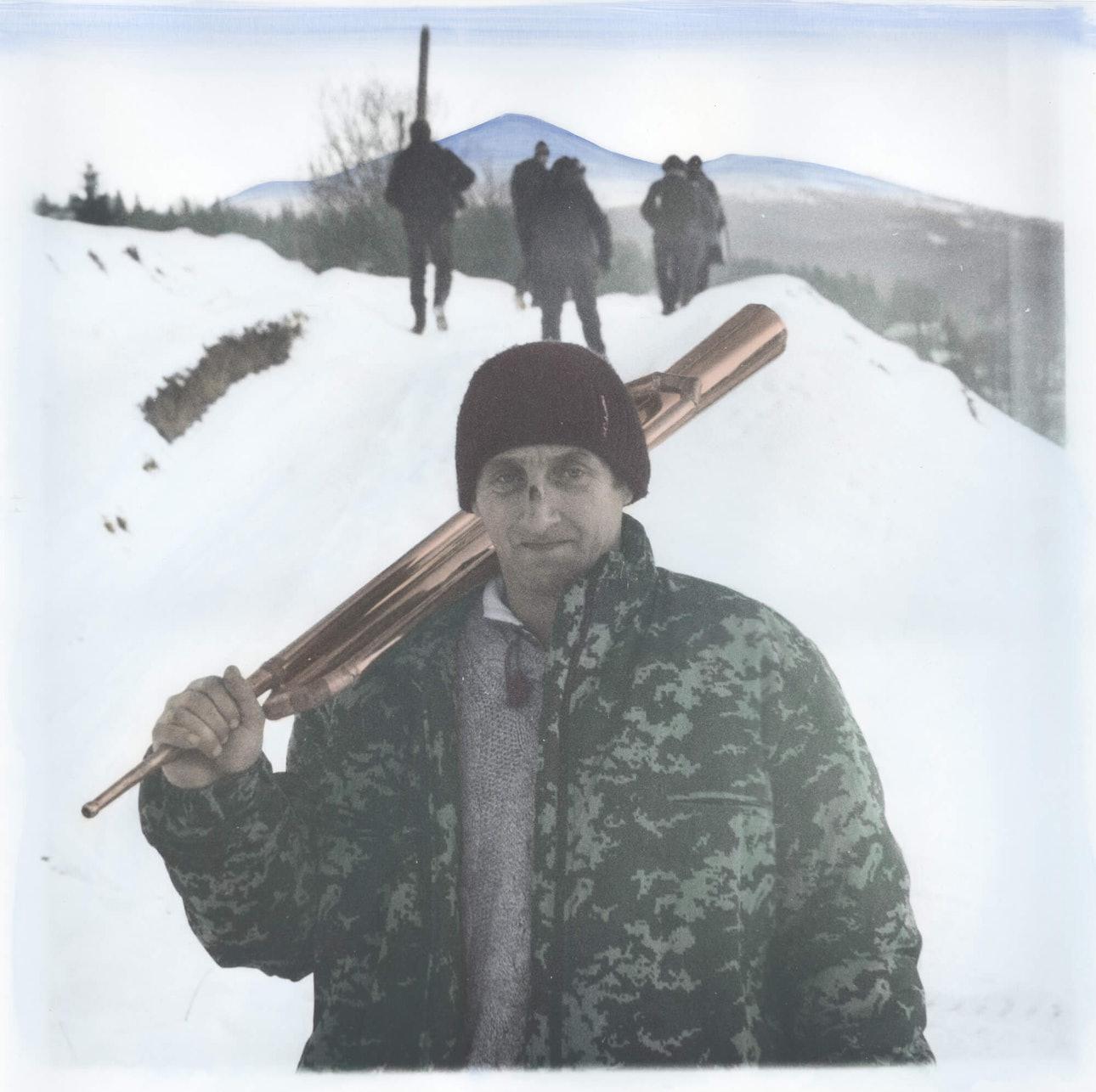 Dmytro_Kupriyan_17_-_A_man_with_trembita_from_a_Christmas_carol_band