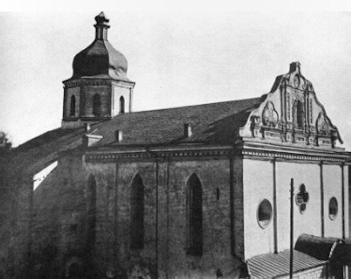 Петропавловская церковь (Григорович-Барский) 1