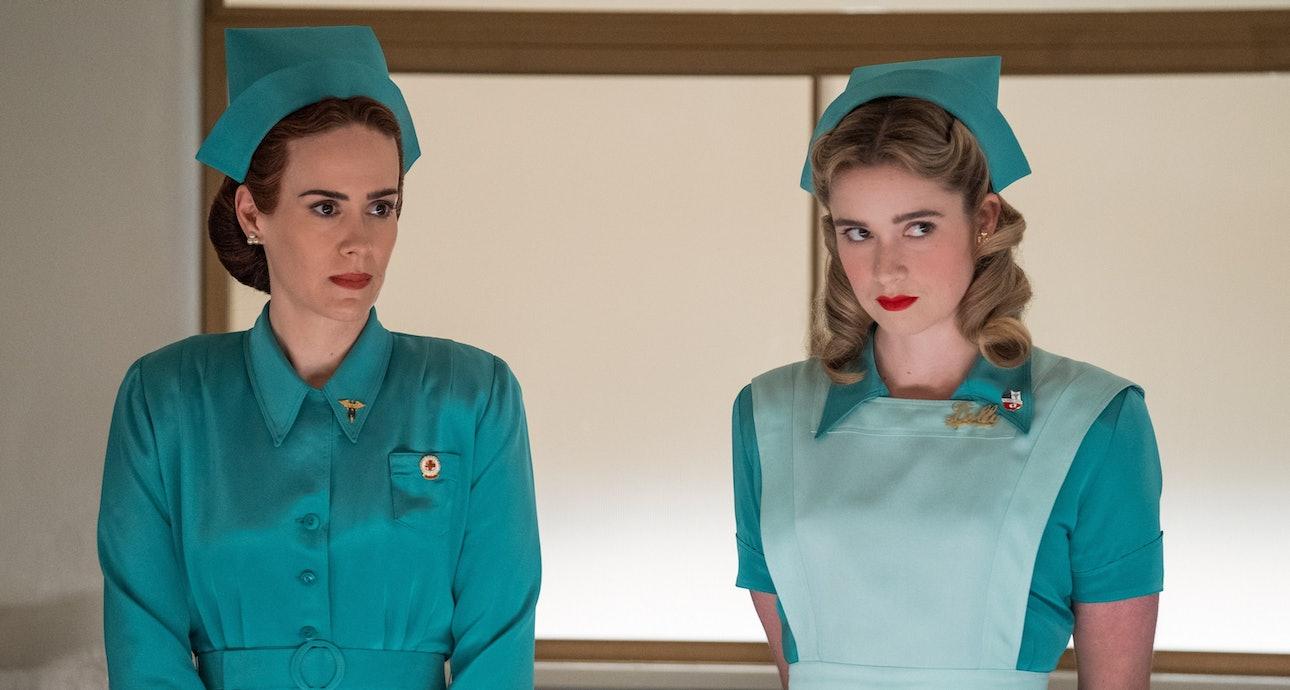 Не долетая до гнезда кукушки: Сериал «Рэтчед» — месть одиозной медсестре —  Bird In Flight