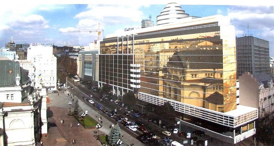 Владимирская, 51. проект реконструкции (2005) 3