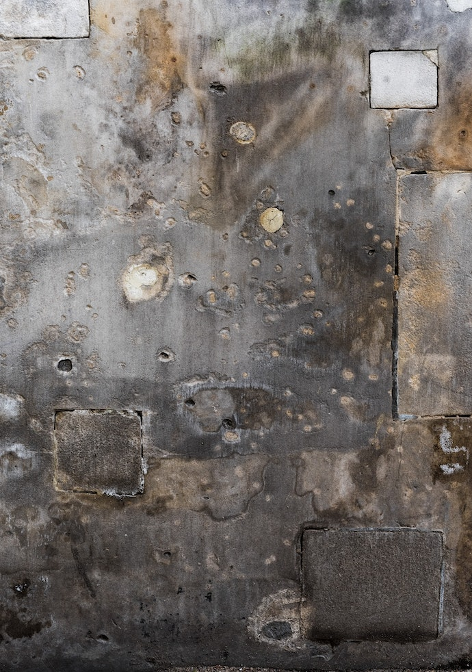 3. Plastered Bullet Holes - from the series PW44-min