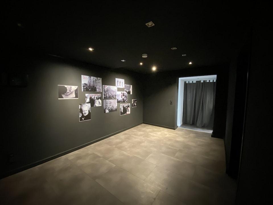 Пространство выставки