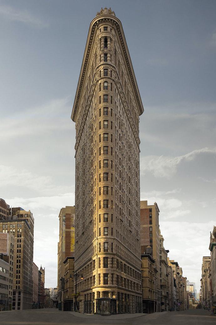 Marc Yankus_FlatIron Building